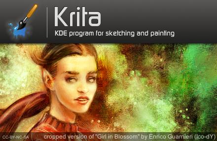 Krita 2.4 (Beta 3)